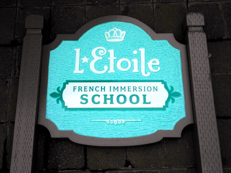 L-Etoile French Immersion School